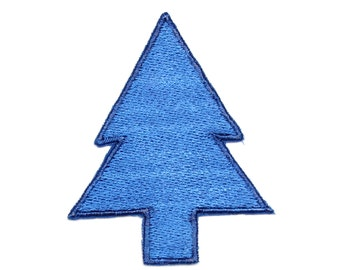 Blue Pine Tree- Dipper Pines- Gravity falls patch