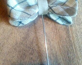 Freestyle Bow Tie Lapel Pin