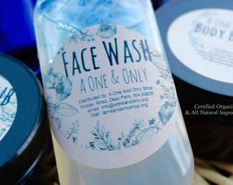 Face Wash to Clear the Way for the Day!