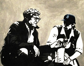 Spy Game Canvas Print
