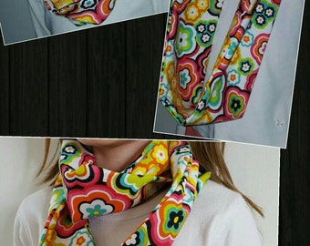 Youth Infinity Scarf Cowl Wrap