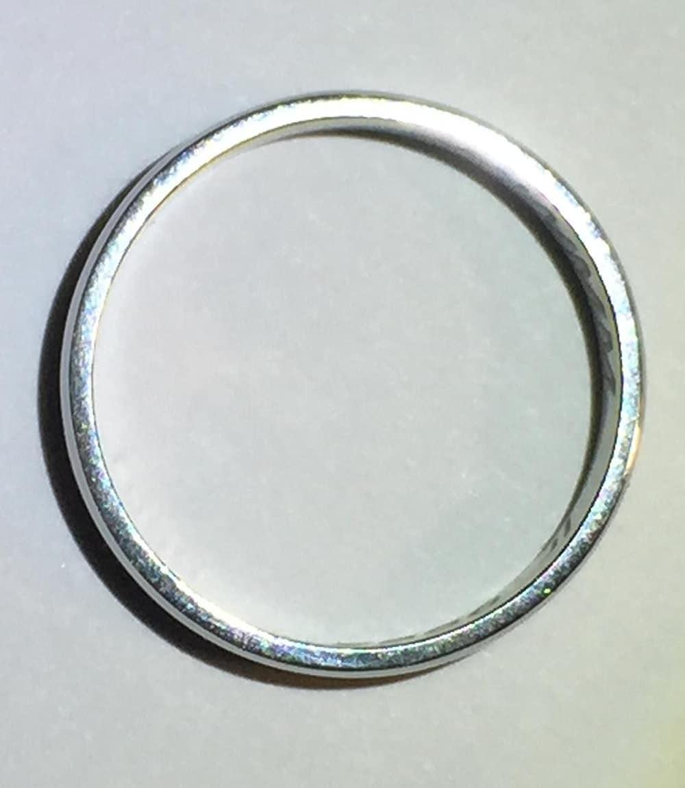 24 Karat Iridium Ring by RWMM