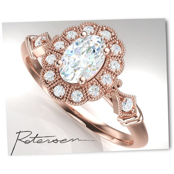 Blog de joyera - El anillo de compromiso vintage: una
