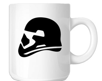 Stormtrooper Star Wars Inpsired First Order (SP-00745) 11 OZ Novelty Coffee Mug