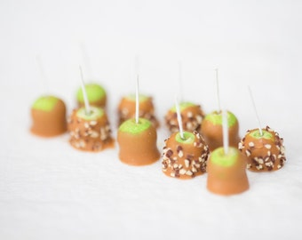 Candy Apples (Set of 10)
