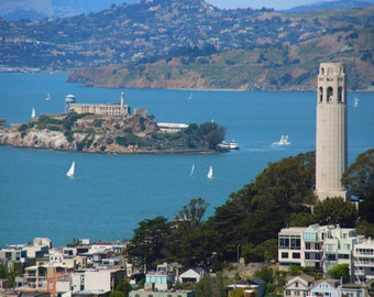 Alcatra and Coit Tower