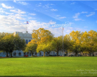 The Citadel, Bond Hall, Citadel, Charleston, South Carolina, Bulldogs
