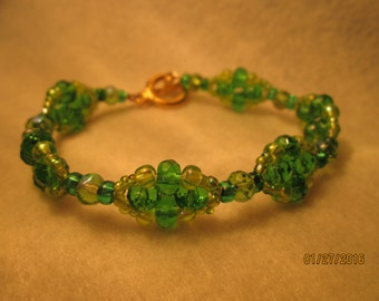 IRISH EYES BRACELET