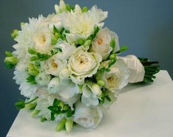 FRESH arrangements made to order Bridal Bouquet Florida Wedding