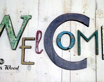 """WORD """"WELCOME"""""""