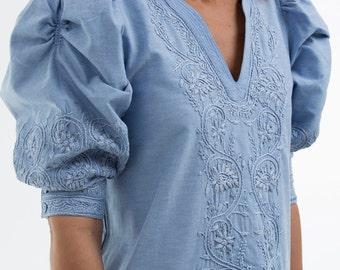 MUKESH dress 100% cotton