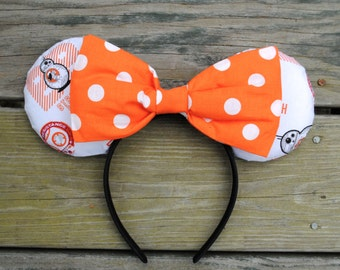 BB-8 Star Wars Mouse Ears