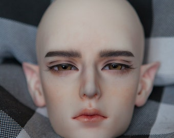 Realistic Style BJD Face Up