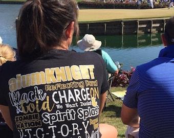 ON SALE!!! UCF AlumKnight Women's V-neck Shirt