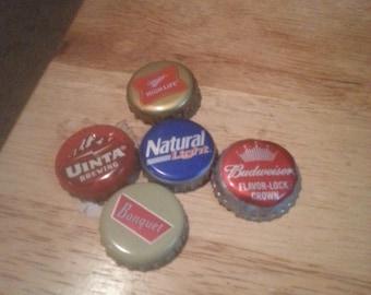 beer bottle cap pins