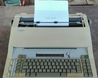 Electronic typewriter anni ' 80