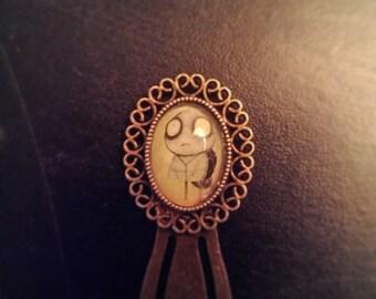 """small bookmark """"little monster"""""""