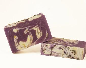 Lavender, Calendula & Chamomile