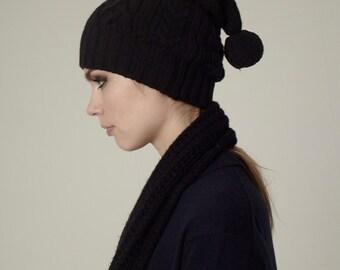 Agnes Cable Hat