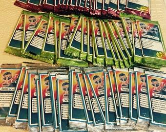 60 assorted packs of Torah Cards