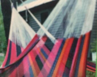 Mayan hammocks handmade