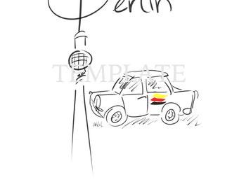 BERLIN BERLIN in GERMANY