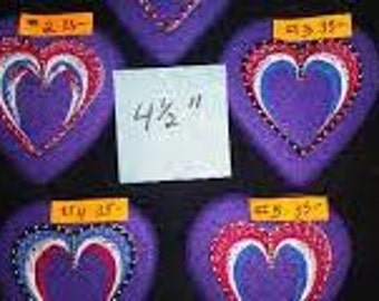 """Multi colored, multi layered,special occasion heart shaped string art by """"Sarge"""""""