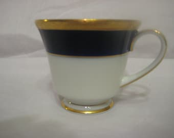 """Noritake """"Legacy"""" coffee cup - Valhalla #2799"""