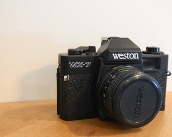 Vintage Camera Weston WX-7 for Collection or Lomography
