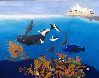 Undersea Sydney