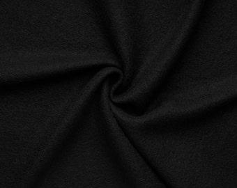 FAVORITE walk Loden cooking wool - color: black - 0.5 m