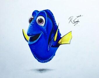 Finding Nemo Etsy