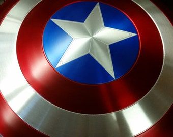 Captain America Shield - Civil War