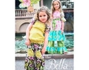 Pink Fig - Bella Pants - Sewing Pattern