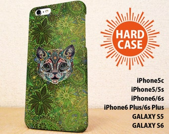 ethnic Cat iPhone5s case iPhone6 case iPhone6s case iPhone6 Plus  case iPhone6s Plus case GALAXY case