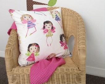 Fairy Girl Cushion