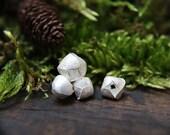 Blossom Bud Cluster Mis-match earrings