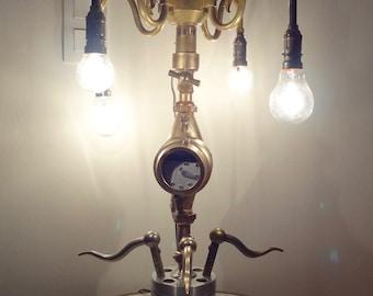 "Lamp "" a counter turns off light awakens """