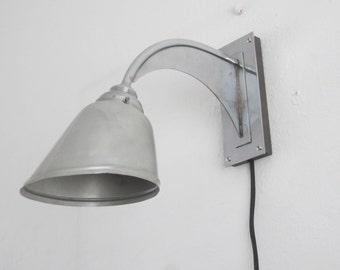 Wall lamp, vintage