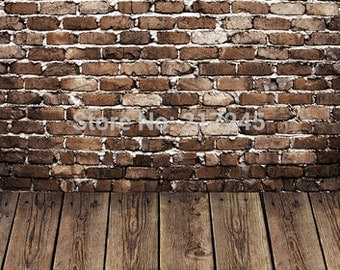 PHOTOGRAPHY Background photo studio photography Brick 5X7 FT (150CM X 220CM)