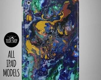 Abstract Painting iPad Case iPad Mini Case iPad Mini Cover iPad Cover iPad Air Case iPad Sleeve Tablet Case Birthday Gift Idea Art iPad Case
