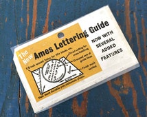 Ames Lettering Guide Sale | Up to 70% Off | Best Deals Today
