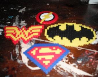 DC Super Hero Symbols