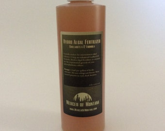 Hydro Algal Fertilizer - Guillard's f/2 Formula (8oz bottle)