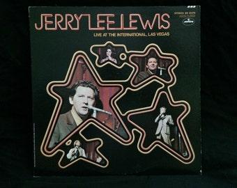 Jerry Lee Lewis - Live at the International, Las Vegas