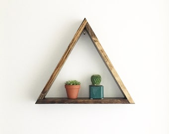 Medium Triangle Shelf