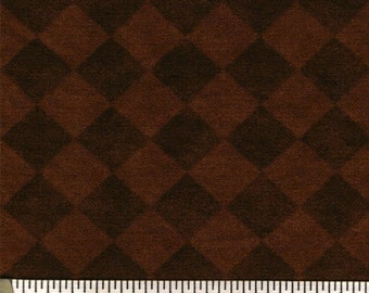 MADE TO ORDER- Brown Argyle Dog Collar, Choose width- Buckle or Martingale- add Embroidery and/or Leash