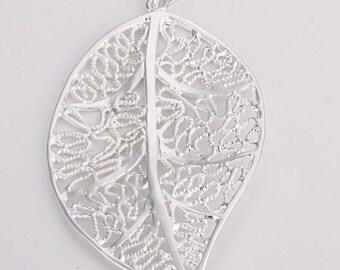 Leaf (925 sterling silver)
