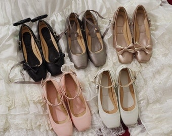Reservation Ended-Mary Jane Luxury's Ballet Flats