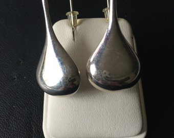 SALE 20% OFF - Fashion Silver Drop Earrings